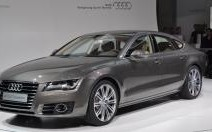 Audi A7 Sportback : berline haute couture