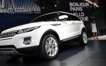 Range Rover Evoque : Darwin accéléré
