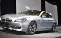 BMW Série 6 : ''rangée des voitures''