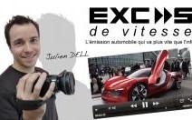 Bain de foule pour le concept Renault DeZir