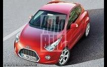 Ford Ka 2008 : un air de Fiat 500 ?