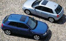 Audi A3 (1996) : le bon compromis