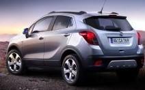 Opel Mokka : Baby Antara