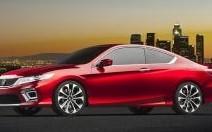 Honda Accord Coupé Concept: Invisible pour les yeux