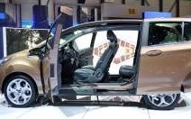 Ford B-Max : accessible à tout point de vue