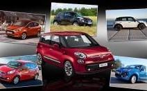 La Fiat 500L face à ses rivales