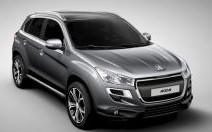 Le Peugeot 4008 démarre à 33700 Euros