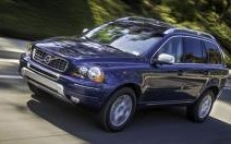 Volvo XC90 restylé : Hibernatus...