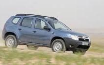 Occasion Dacia Duster : aucun défaut sérieux à signaler