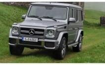 Les ventes du Mercedes Classe G ont augmenté de 50% ces 3 dernières années