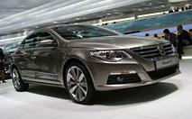 Volkswagen Passat CC : un ''Coupé Confort'' est né