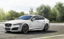 Salon de Moscou 2012 : Jaguar XFR Speed Pack