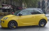 Opel Adam : nos premières images