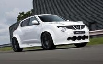 Nissan Juke-R : le premier exemplaire vendu 500 000 euros