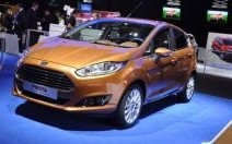 Le freinage d'urgence automatique arrive sur la Ford Fiesta