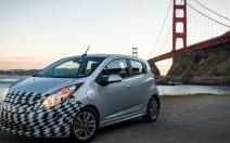 Chevrolet Spark EV : la fiche technique