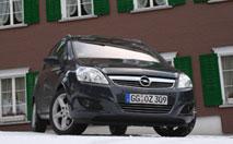 Essai Opel Zafira 1.7 CDTI 125 : restylage en douceur