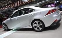 Nouvelle Lexus IS : caractère affirmé
