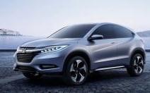 Honda Urban SUV concept : Un successeur pour le HR-V