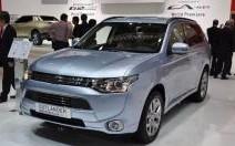 La version rechargeable du Mitsubishi Outlander à Genève