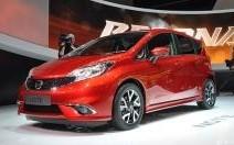 Nissan Note 2 : une note d'Invitation