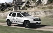 Une série limitée Aventure pour le Dacia Duster