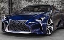 Lexus LF-LC : Production assurée