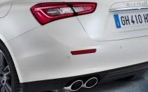 Découvrez la gamme de la Maserati Ghibli