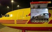 La nouvelle Mercedes Classe S à sa descente de l'avion...
