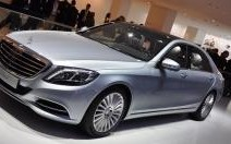 Nouvelle Mercedes Classe S : Un rang à tenir