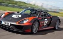 Porsche 918 Spyder : Cavalerie en hausse !