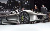 Vidéo Porsche 918 Spyder : cette fois c'est la bonne