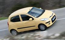Essai Hyundai i10 1.1 66 ch : les points sur les i