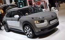 Le Citroën C4 Cactus dévoile son ticket d'entrée