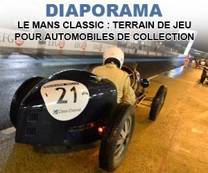 Le Mans Classic : terrain de jeu pour automobile de collection