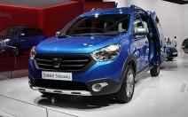 Mondial Auto 2014 : Dacia Dokker Stepway, le ludospace champêtre
