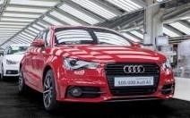 Audi a construit la 500 000ème A1