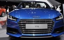 Audi TT Roadster : plaisir à ciel ouvert