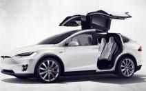 Tesla Model X: l'électrique pour 7 personnes