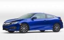 La nouvelle Honda Civic Coupé se dévoile