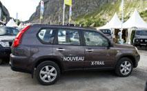 Nissan X-Trail 2 : des côtes à la hausse