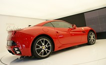 Ferrari California : au summum de la polyvalence
