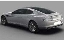 Aston Martin Rapide : les premiers détails