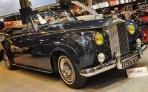 Rétromobile : les voitures de stars de la vente Artcurial