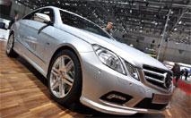 Mercedes Classe E Coupé, ne l'appelez plus CLK