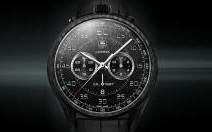 Horlogerie : Du carbone pour la Tag Heuer Carrera Carbone Calibre 1887