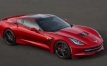 La première Chevrolet Corvette Stingray vendue aux enchères