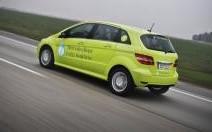 Objectif 2015 pour la Classe B F-Cell chez Mercedes