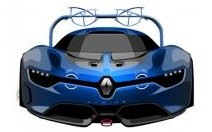 La future Alpine s'appellera Alpine LaRenault