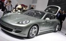Porsche Panamera Hybrid S : vers une gamme plus sobre